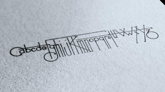 Futuracha Graphic Design Fonts