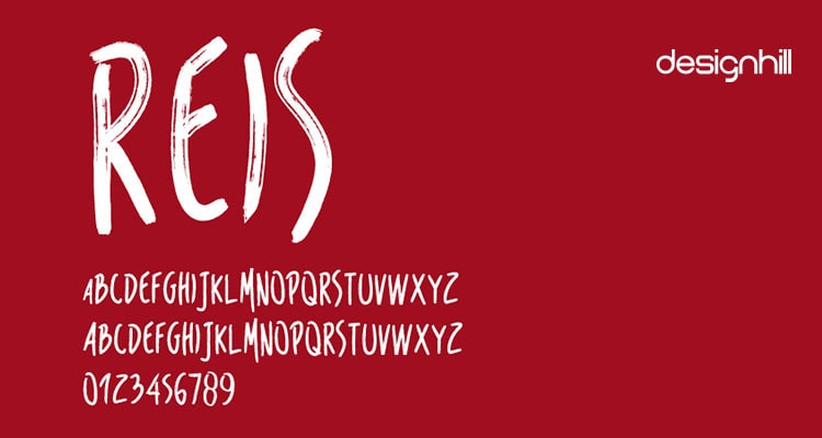 Reis font