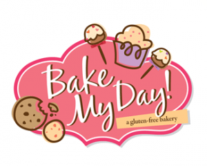 Bake My Day Bakery Logo