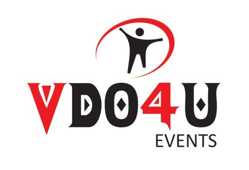 VdO4U Event Management Logo