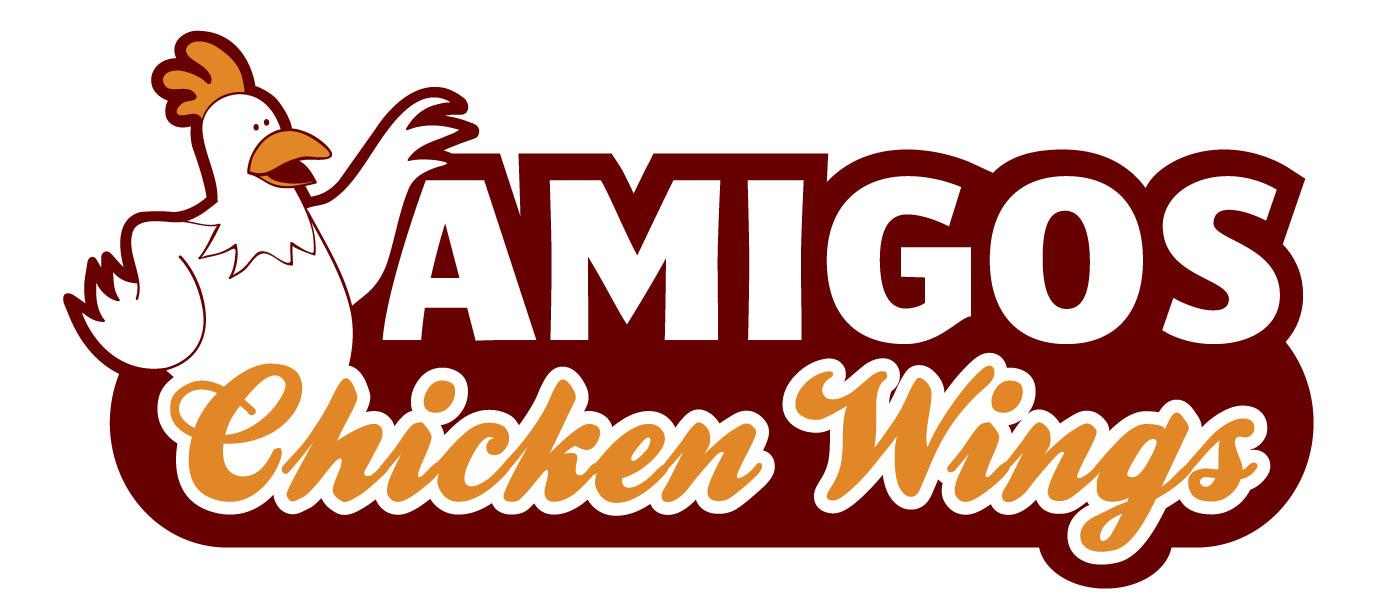 Amigos - Logos for Restaurants