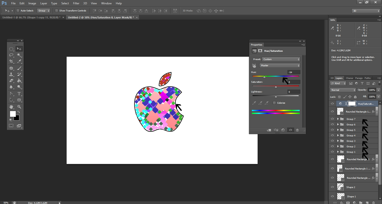 Creating and Working With Vector Graphics in]