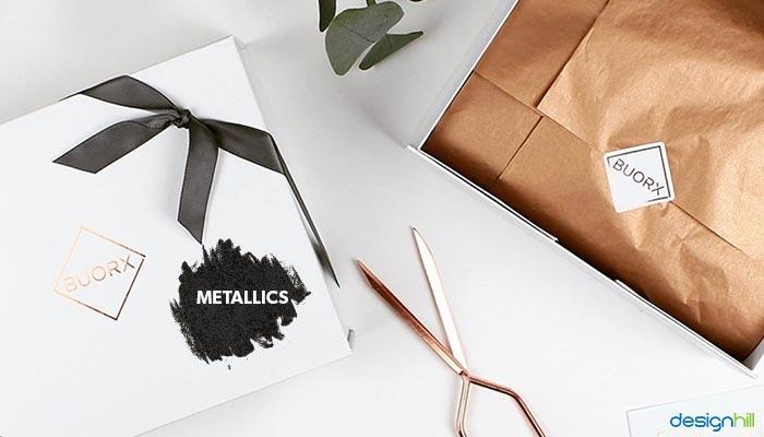 Metallics color