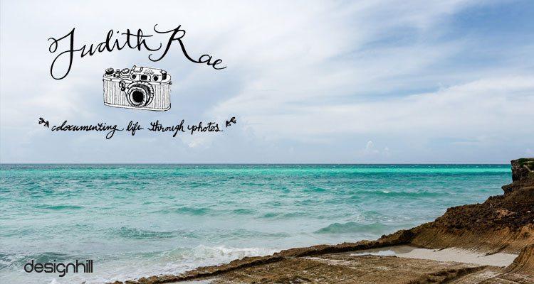 Judith Rae Photography Logo
