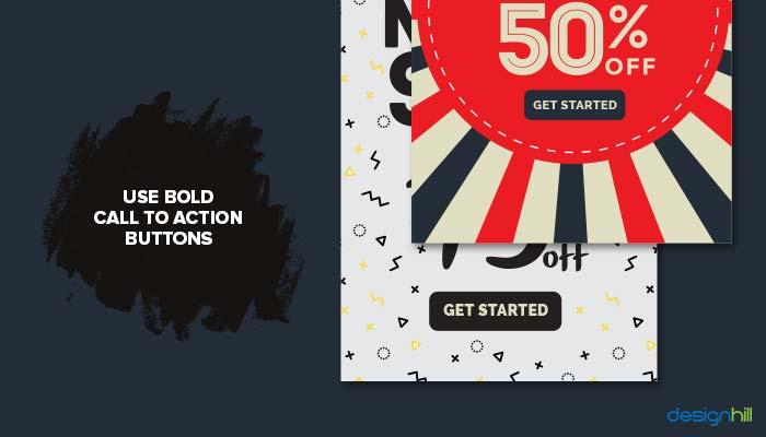 Action Buttons color