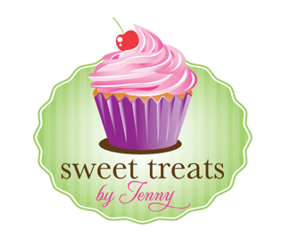 Right color choices to create impressive bakery logos the logo below uses green but it is only in the background the designer created the logo with colors red pink and chocolaty color bakery logo reheart Images