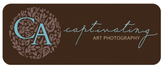 Captivating Art Photography Logo