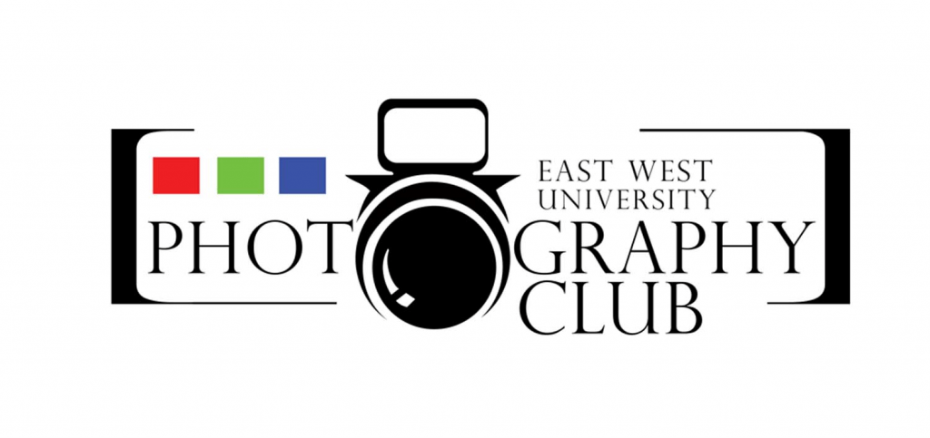 East West University Photography Club Logo