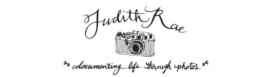 Judith Rae Photography Logo