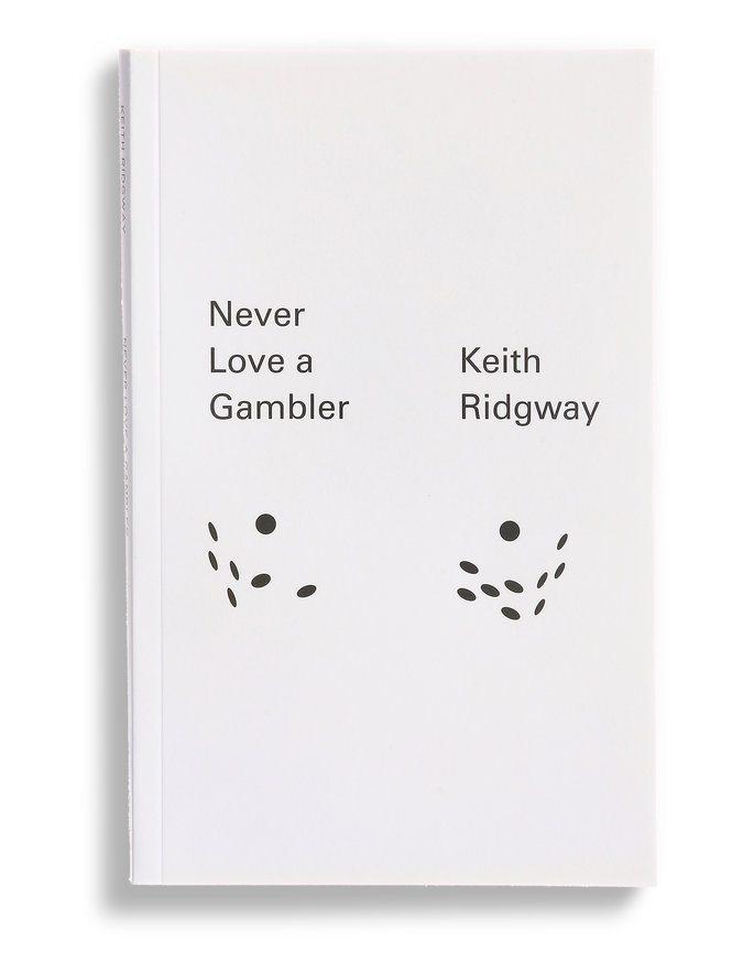 Never Love a Gambler (Amazing Book Cover Designs)