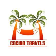 cochin-travels logo design