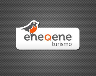 Eneqene Turismo logo