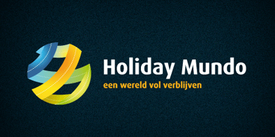 Holiday Mundo travel logo