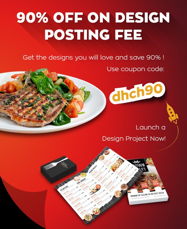 New Year Offer - Graphic Design Projects
