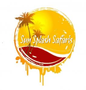Sun Splash Safaris travel logo design