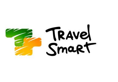 Travel Smart tour and travel logo