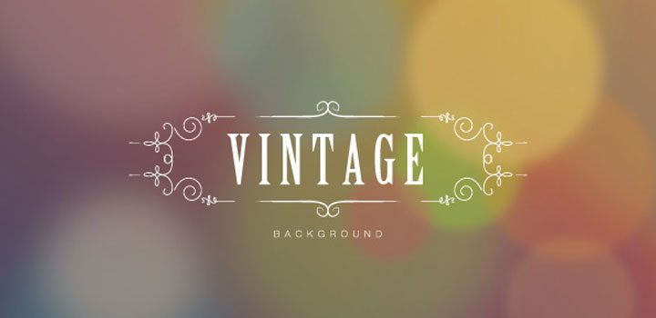 Graphic Design Tutorials - Vintage Vectors in Illustrator