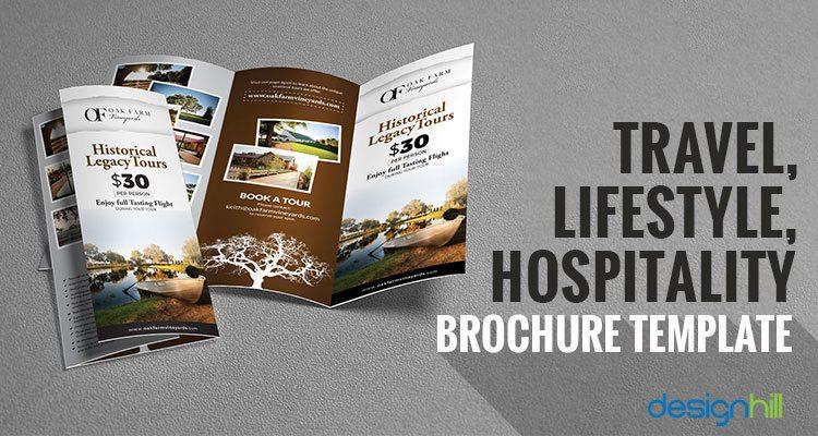 Hospitality Brochure Template