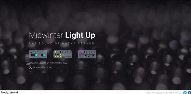 Midwinter Light Up