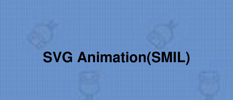 Synchronized Multimedia Integration Language