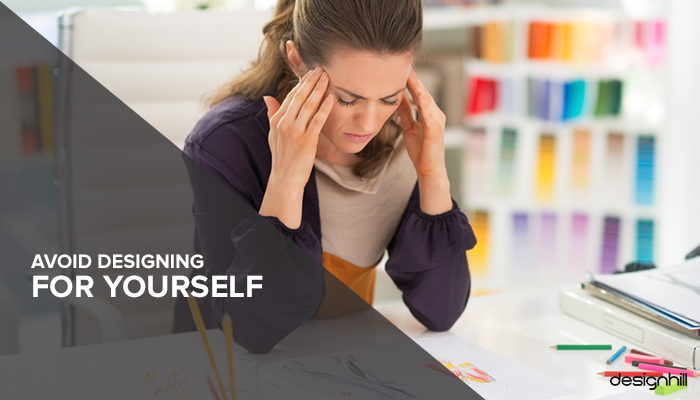 Avoid Designing