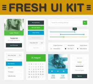 Fresh UI KIt