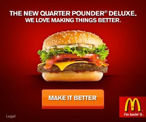 McDonald's Brand Advertisements