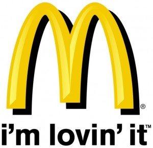 I m lovin it