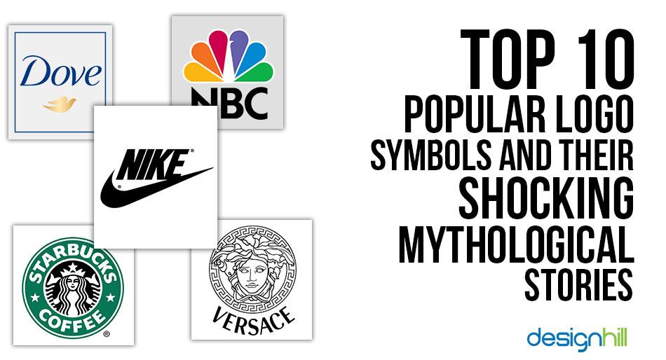 Top 10 Popular Logo Symbols And Their Shocking Mythological Stories