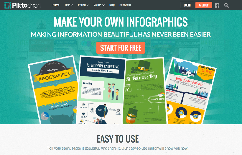 Infographic Tutorial infographic tutorial piktochart : Top 5 Affordable Tools for Creating Inspiring Infographic Design ...