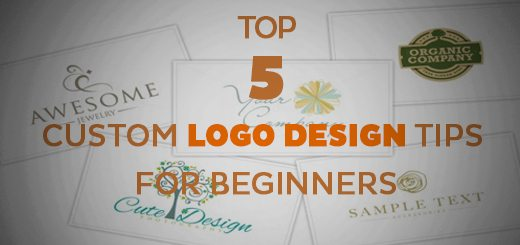 Top-5-Custom-Logo-Design-Tips-For-Beginners
