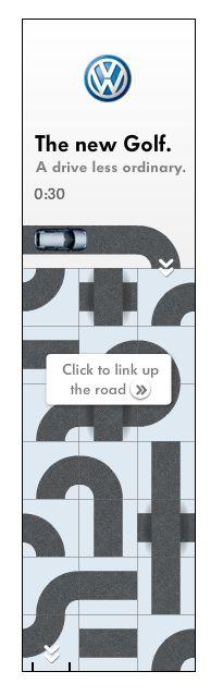 Volkswagen Golf Brand Advertisements