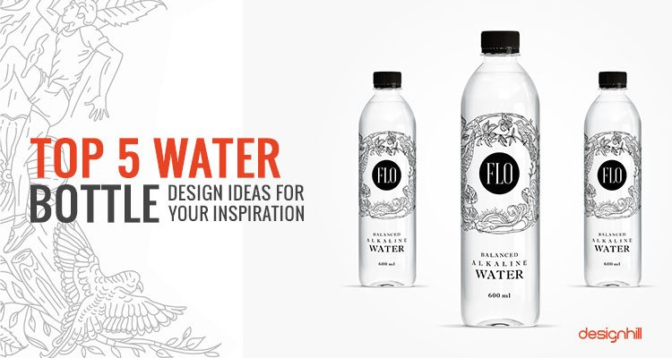 Top 5 Water Bottle Design Ideas For Your Inspiration
