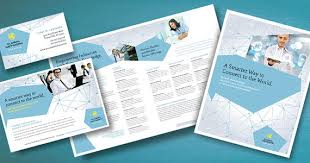 Brochure Design Template For Social Media
