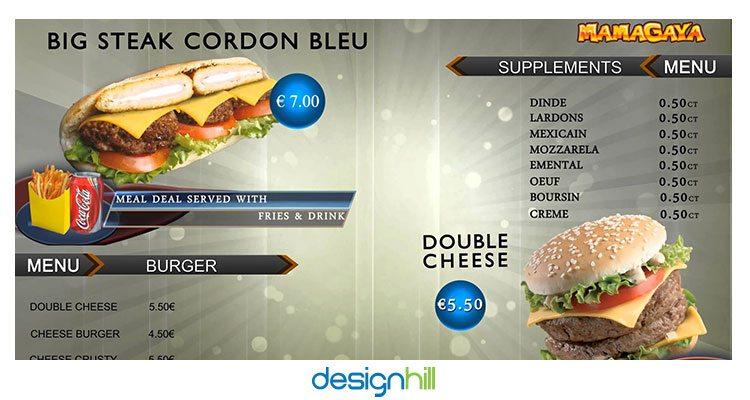 Big Steak Cordon Bleu