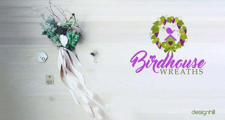 Birdhouse Wreaths