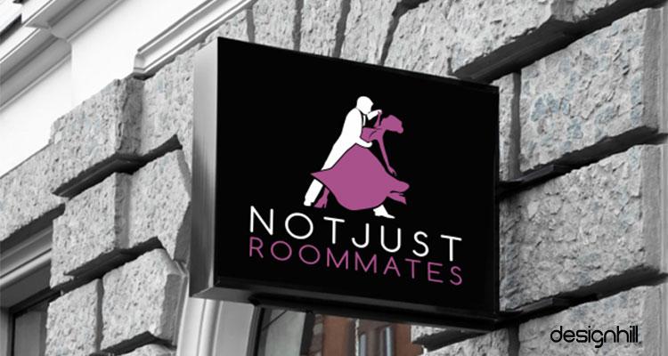 Roommates logo