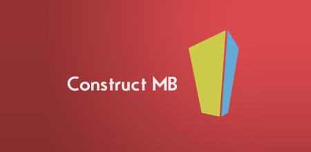 Construct MB Logo Design