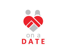 On a Date - Dating & Love Logo