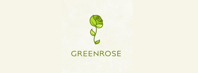 Greenrose-Logo-Design
