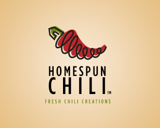 food logos drink cool drinks pepper creative examples inspiration chili designs bar abstract abduzeedo line fun homespun