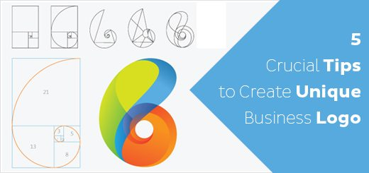 5 Crucial Tips to Create Unique Business Logo Design