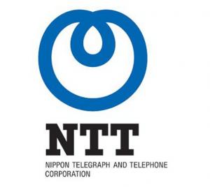 NTT Telegraph & Telephone Logo