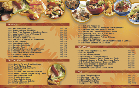 Most appetizing restaurant menu card design designhill