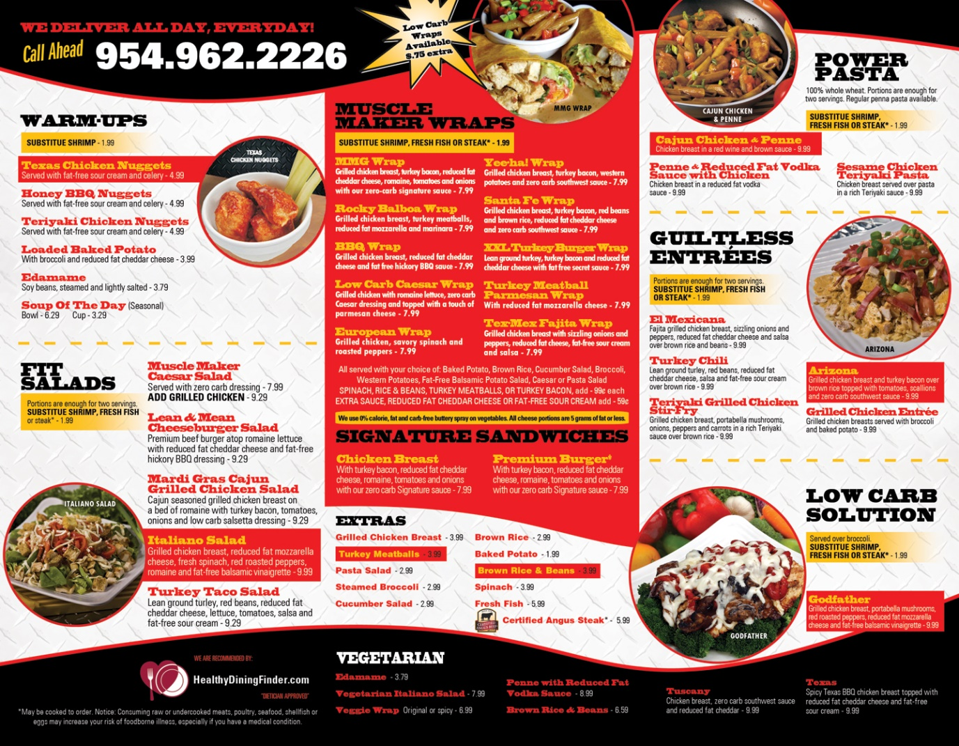 Restaurant Menu Design Ideas : Most appetizing restaurant menu card design designhill