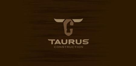 Taurus Construction Company Logo