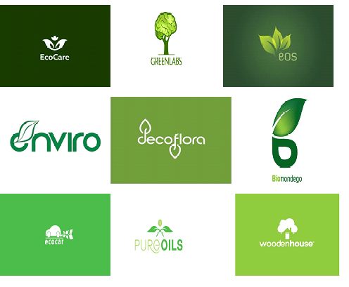 Top 10 Green Logo Design