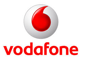 Vodaphone Logo Design