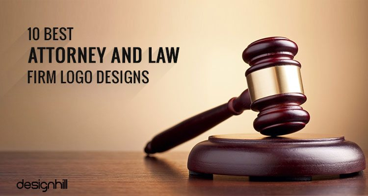 10 best attorney and law firm logo designs for Top product design firms