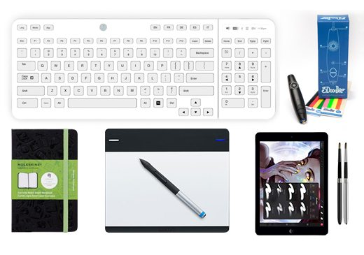 Gadgets for Designers